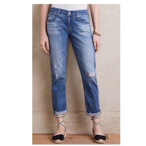 AG Adriano Goldschmeid Nolan Ankle Jeans 25